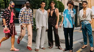 Shop 7 Summer Outfits From the Men's Street Style Set in Paris