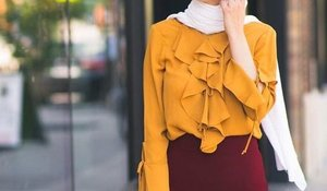 2017 Muslim Women Winter Outfit Ideas - Girls Hijab Style & Hijab Fashion Ideas