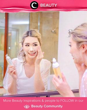 Siapa yang semenjak self-quarantine jadi semakin rajin skincare-an seperti Clozette Ambassador @amandatorquise? Simak Beauty Update ala clozetters lainnya hari ini di Beauty Community. Yuk, share produk favorit dan makeup look kamu bersama Clozette.