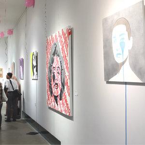 Gagasan Estetik 4 Seniman Mancanegara Dalam Pameran Seni Art:1