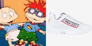 FILA Teamed Up With Rugrats for the Nostalgic Shoe Collection of Your Dreams