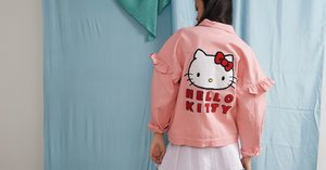 Hello Kitty Fans Are Going To Be Obsessed With This New Fashion Collection