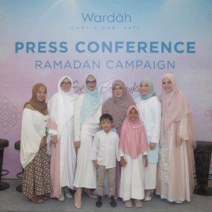 Menjalani Ramadhan Dengan #SELALUBERSYUKUR Bersama Wardah