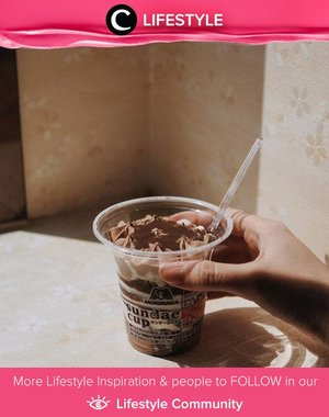Japanese Sundae looks so yum! It costs 82 Yen or around 10.000 Rupiah. Simak Lifestyle Updates ala clozetters lainnya hari ini di Lifestyle Community. Image shared by Clozette Ambassador @Yanitasya. Yuk, share juga momen favoritmu.