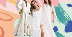 Carrie Symonds just proved that boho bridal gowns are *the* wedding dress style of the summer –here are 17 of the best