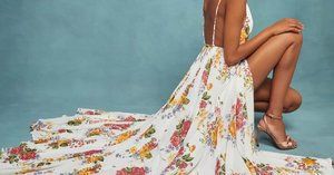 23 Cute New Maxi Dresses That'll Take Your Summer 2019 Wardrobe to the Next Level