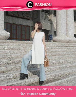 Want to celebrate Lunar New Year in white? Steal Clozette Ambassador @janejaneveroo's look! Simak Fashion Update ala clozetters lainnya hari ini di Fashion Community. Yuk, share outfit favorit kamu bersama Clozette.