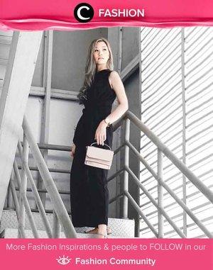 Glam in black ala Clozetter @amandatorquise. Simak Fashion Update ala clozetters lainnya hari ini di Fashion Community. Yuk, share outfit favorit kamu bersama Clozette.