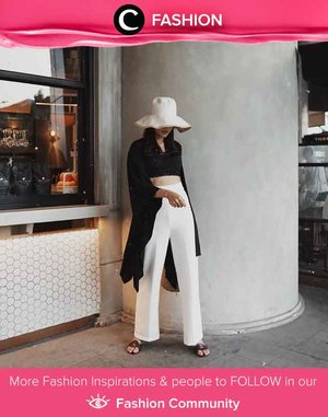 Shy girl pose ala Clozetter @janejaneveroo. Simak Fashion Update ala clozetters lainnya hari ini di Fashion Community. Yuk, share outfit favorit kamu bersama Clozette.