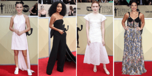 Every *Fabulous* Look From the Screen Actors Guild Awards Red Carpet