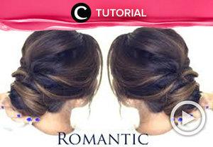 Styling rambut ala hairstylist profesional seperti ini hanya butuh 5 menit, lho, Clozetters. Lihat tutorialnya di: http://bit.ly/2DZ8ySX. Video ini di-share kembali oleh Clozetter @Juliahadi. Tonton juga tutorial lainnya di Tutorial Section.
