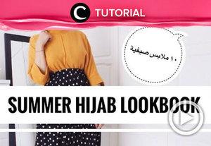 Mulai bingung hijab style yang cocok untuk musim panas? Intip inspirasinya di sini, yuk: http://bit.ly/2JR3lQn. Video ini di-share kembali oleh Clozetter @juliahadi. Lihat juga tutorial updates lainnya di Tutorial Section.