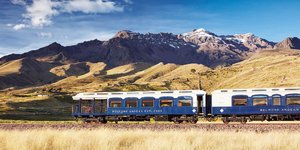If You've Always Dreamt of Time Traveling, Book This Luxury Train Ride