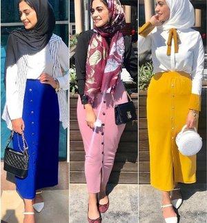 Hijab fashion looks – Just Trendy Girls