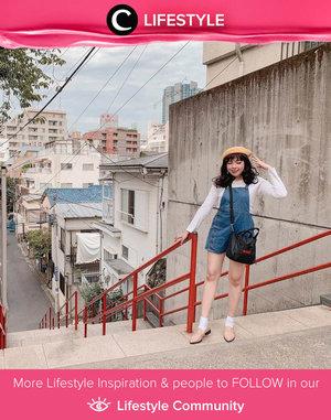Clozetter @yunitaelisabeth91 shred her throwback post to the traveling era, when she was in Japan. Simak Lifestyle Update ala clozetters lainnya hari ini di Lifestyle Community. Yuk, share momen favoritmu bersama Clozette.