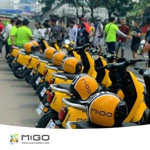 Keliling Kota Dengan Moda Transportasi Baru Dari MIGO