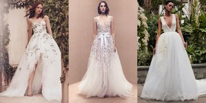 Pin These Dreamy Spring 2020 Wedding Dresses to Your Pinterest Board