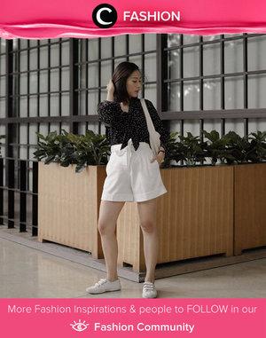 Clozette Ambassador @janejaneveroo proves that minimalism is the key to look sophisticated. Simak Fashion Update ala clozetters lainnya hari ini di Fashion Community. Yuk, share outfit favorit kamu bersama Clozette.