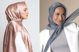 6 Bahan Hijab Untuk Kondangan yang Sederhana Tapi Bikin Terlihat Mewah