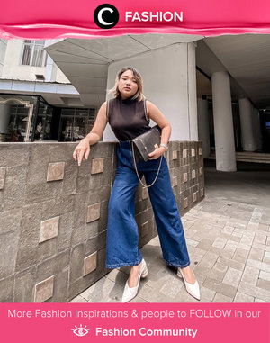 Wear outfit that empower you, Clozetters. Image shared by Clozette Ambassador @lidyaagustin01. Simak Fashion Update ala clozetters lainnya hari ini di Fashion Community. Yuk, share outfit favorit kamu bersama Clozette.