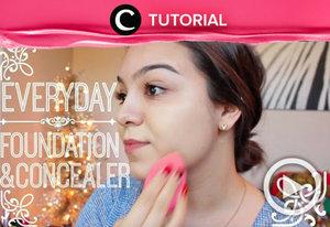 Seperti apa sih cara menggunakan foundation dan concealer yang cocok diterapkan untuk makeup sehari-hari? Yuk, cari tahu selengkapnya di http://bit.ly/2hcz02j. Video ini di-share kembali oleh Clozetter: @aquagurl. Cek Tutorial Updates lainnya pada Tutorial Section.