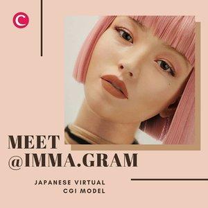 Kata virtual memang sudah tidak asing apabila disandingkan dengan negara Jepang. Sebagai salah satu negara dengan inovasi teknologi terdepan, Jepang kini memperkenalkan @imma.gram, virtual model yang sudah bekerja sama dengan brand ternama seperti Puma & SK-II..#ClozetteID #ClozettexCoolJapan #ClozetteIDCoolJapan