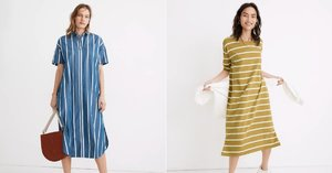 We Just Want to Go Strolling Through a Park in These 18 Stylish Dresses