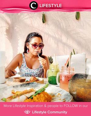 Had a busy day? Don't forget to treat yourself a bunch of good food, Clozetters! Image shared by Clozetter @elnienesia. Simak Lifestyle Update ala clozetters lainnya hari ini di Lifestyle Community. Yuk, share momen favoritmu bersama Clozette.