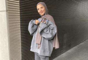 Tips Memadukan Sweater Ala Samia