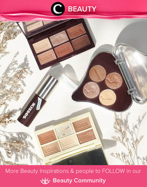 Because one is never enough, Clozetter @piccha shared her Etude X Hershey's eyeshadow palette collection. Simak Beauty Update ala clozetters lainnya hari ini di Beauty Community. Yuk, share produk favorit dan makeup look kamu bersama Clozette.