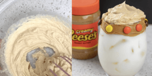 Attention, Whipped-Coffee Lovers: Whipped Peanut Butter Milk Exists Now Too