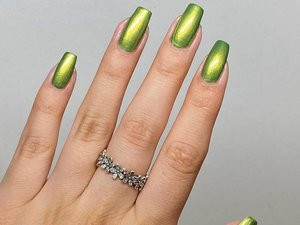 Nail Polish Inspired by Each Month's Birthstone