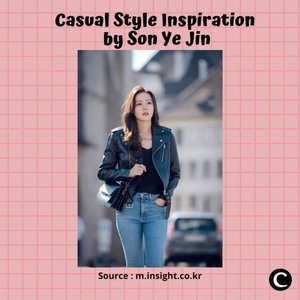 Masih ingat dengan pemeran Yoon Se-Ri dalam drama Crash Landing on You? Yup, wanita yang bernama asli Son Ye-Jin ini sangat modis dalam berpakaian. Tidak berlebihan dalam pemilihan aksesoris, tapi tetap terlihat eye-catching! Yuk, simak video nya, bisa jadi inspirasi kamu untuk tampil dengan gaya kasual nih, Clozetters! -  #ClozetteID #ClozetteIDVideo #ClozetteIDCoolJapan #ClozetteXCoolJapan