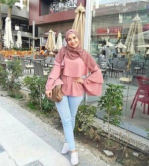 Modest and colorful hijab outfits – Just Trendy Girls
