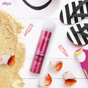 Be Ready To Catch Your Dream With Ellips Dry Shampoo!