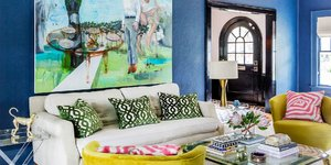 We Ranked the Best Colors to Paint Your Living Room