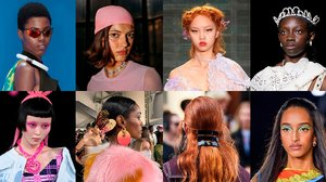 The 7 Biggest Beauty Trends From the Spring 2022 Runways
