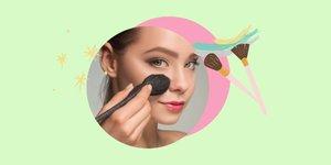 Jenis Kuas Makeup Terbaik Sesuai Hasil yang Diinginkan