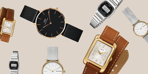 These Chic Watch Brands Will Make You Punctual as Hell