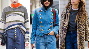 Mom Jeans? Yes—Here's How to Pull Them Off Like a Street Style Star