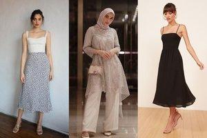 7 Tips Padu Padan Outfit Kondangan yang Simpel dan Santai, Termasuk Hijaber