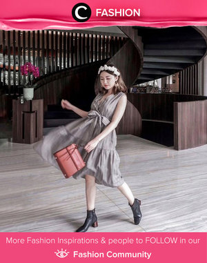 You can kick anything with the right boots. Image shared by Clozette Ambassador @vicisienna. Simak Fashion Update ala clozetters lainnya hari ini di Fashion Community. Yuk, share outfit favorit kamu bersama Clozette.