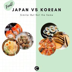 Sudah dapat ide makan siang untuk hari ini, Clozetters? Nyum! Clozette Crew punya ide untuk kamu, nih! Eits, tapi sebelumnya kamu lebih suka makanan Jepang atau Korea? Ada beberapa makanan yang mirip bentuknya, lho! Yuk, coba simak videonya, siapa tahu bisa jadi inspirasi menu makan siang kamu! Jangan lupa komen di bawah ya, kamu tim makanan Jepang atau Korea?#ClozetteID #ClozetteIDVideo #ClozetteXCoolJapan #ClozetteIDCoolJapan#japanfood #koreanfood
