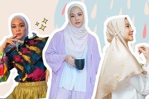 11 Trend Hijab 2021, Persiapan untuk Ramadan dan Lebaran!