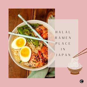 Mencicipi ramen di negara asalnya menjadi bucket list beberapa orang saat berkunjung ke Jepang. Namun, bagi sebagian orang, rasa yang sedap saja bukan menjadi hal yang utama. Untuk teman-teman beragama Islam, ramen yang halal sudah pasti menjadi poin utama sebelum mencicipi ramen di Jepang. Nggak perlu khawatir, Clozette Crew akan memberi 5 rekomendasi restoran ramen halal yang patut kamu kunjungi ketika berlibur di Jepang. Penasaran? Yuk, cari tahu melalui video berikut!✨📷 @ramen.ouka_shinjuku @honolu_asakusa @naritayahalalramen @ayamya_okachimachi @ts_tantan_jp #ClozetteID #ClozetteIDVideo #ClozetteXCoolJapan #ClozetteIDCoolJapan
