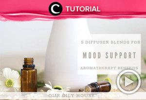 Siapa sangka, essential oil bisa membuatmu lebih produktif. Coba intip cara menggunakannya di:http://bit.ly/34YP7XJ. Video ini di-share kembali oleh Clozetter @dintjess. Lihat juga tutorial lainnya di Tutorial Section.