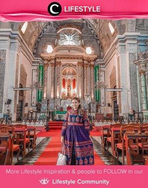 San Agustin Church, an old yet very beautiful church in Intramuros Manila. Image shared by Clozette Ambassador @khansamanda. Simak Lifestyle Updates ala clozetters lainnya hari ini di Lifestyle Community. Yuk, share juga momen favoritmu.