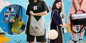 Intip 12 Tas Trendi dari Brand Lokal Pilihan Cosmo!