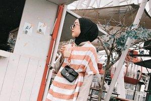 Tips Padu Padan Busana Hijab Festival