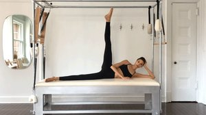 This Body-Sculpting Workout Is Top-Model-Approved—And Ready for the Holidays